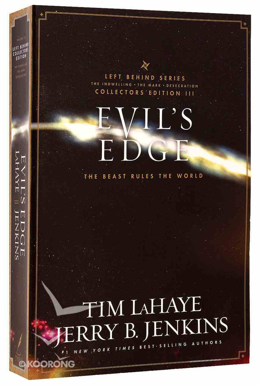 Evil's Edge (#03 in Left Behind Series Collectors Edition) Paperback