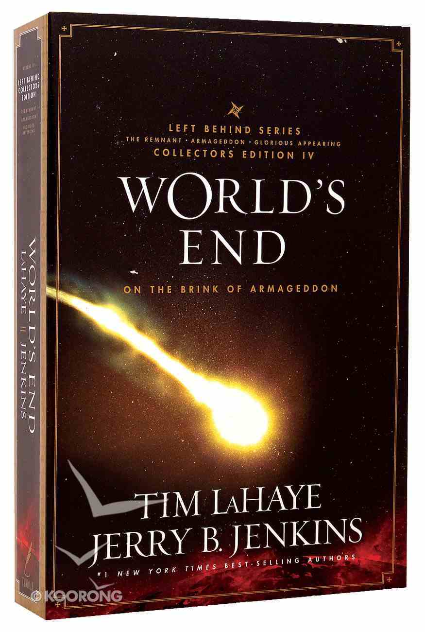 World's End (#04 in Left Behind Series Collectors Edition) Paperback