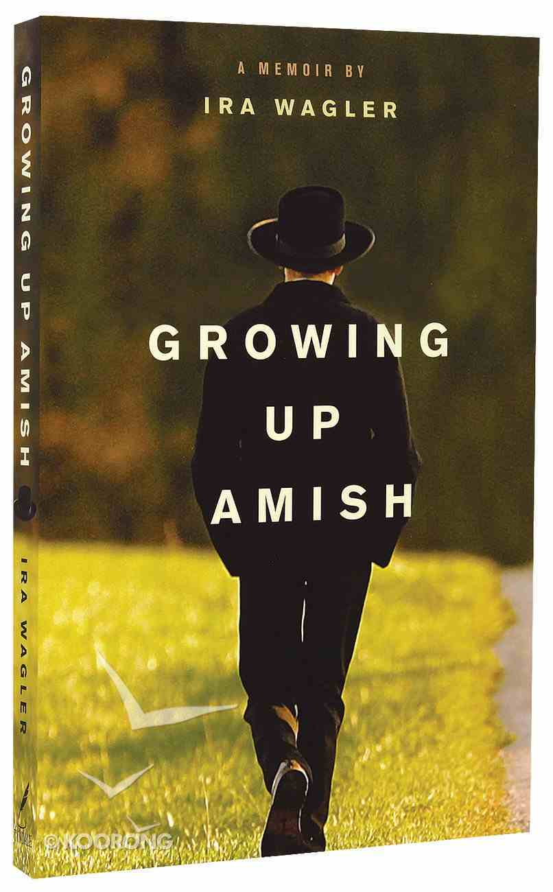 Growing Up Amish Paperback