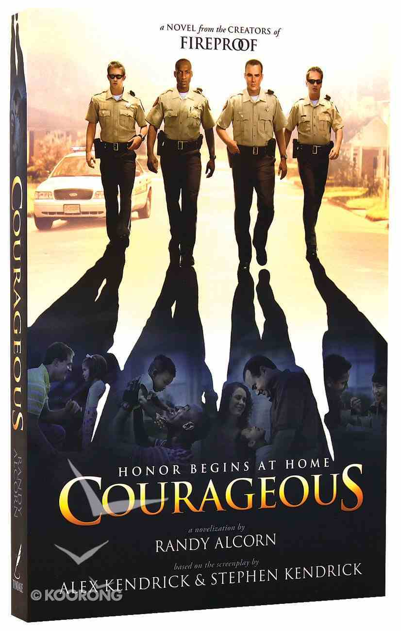 Courageous (Courageous Series) Paperback