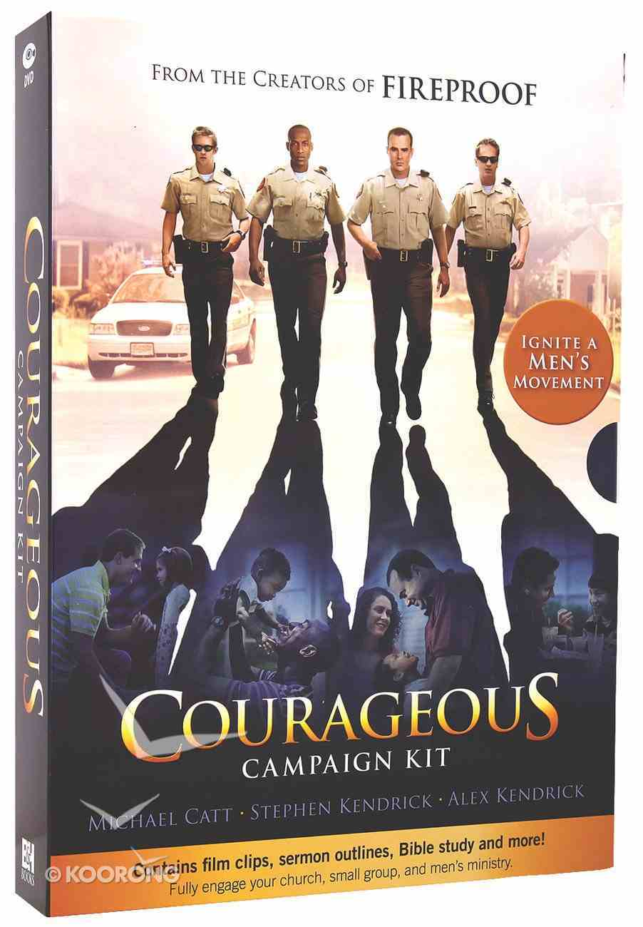 Courageous Church Campaign Kit Pack