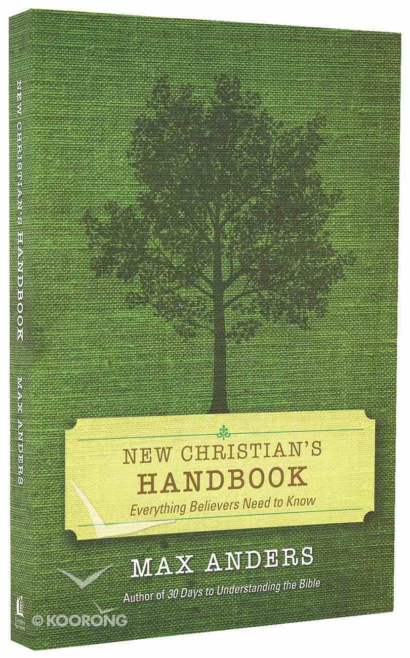 New Christian's Handbook Paperback