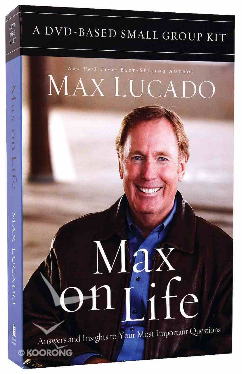 Max on Life (Small Group Kit Incl Dvd) DVD