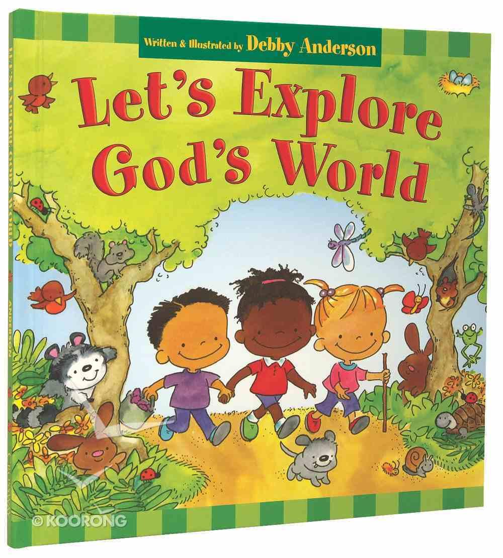 Let's Explore God's World Hardback