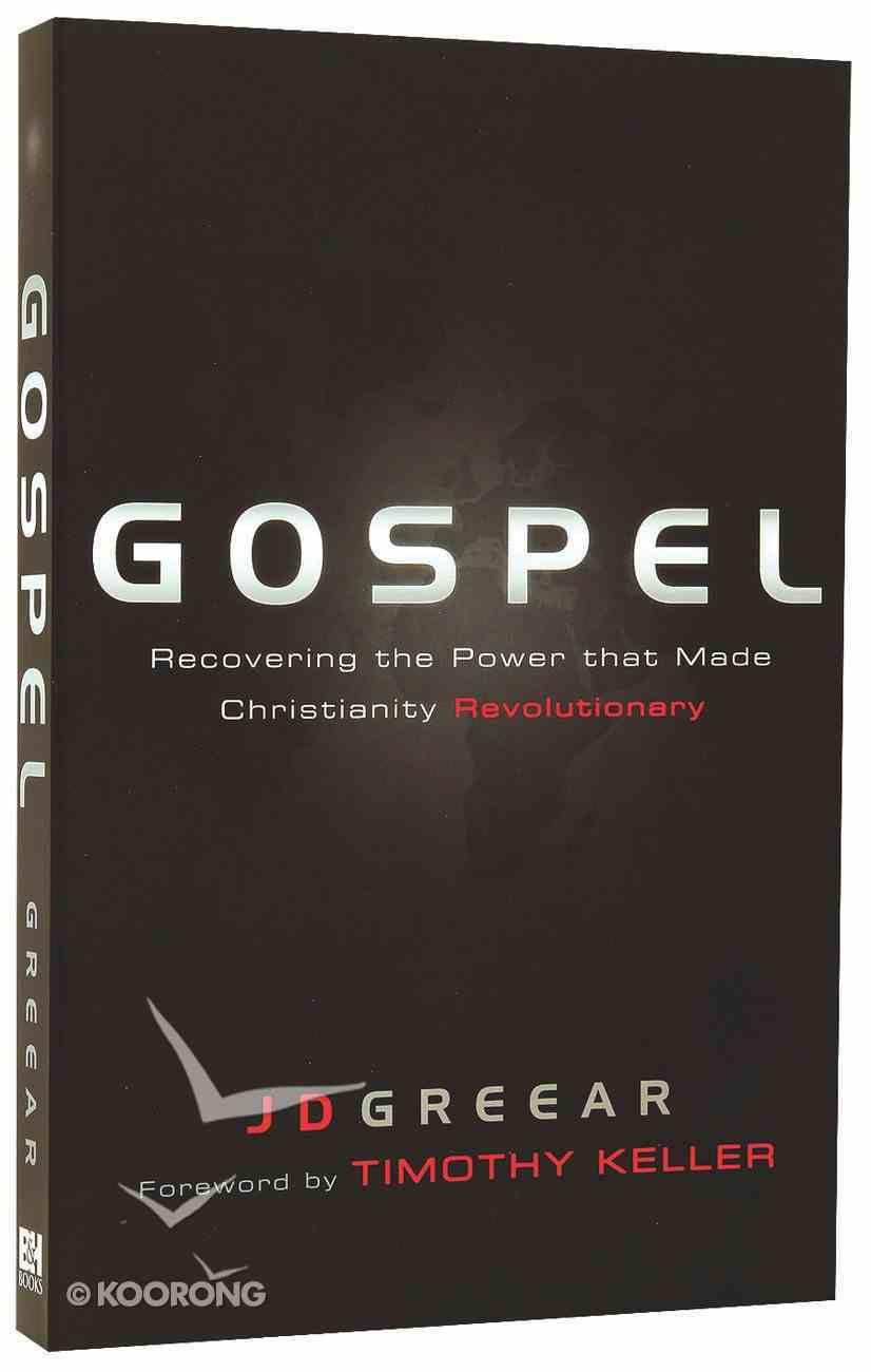 Gospel Paperback