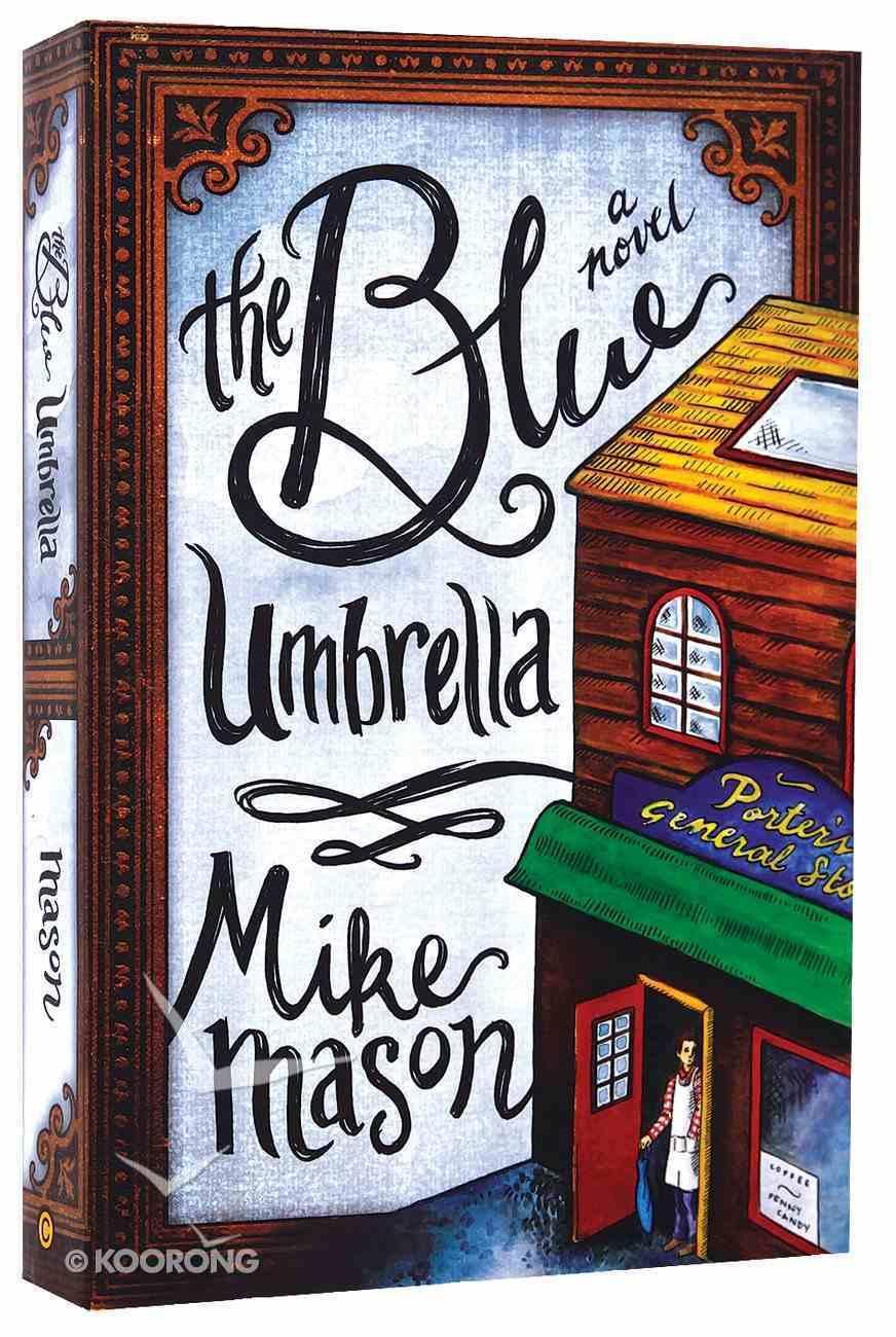 The Blue Umbrella Paperback