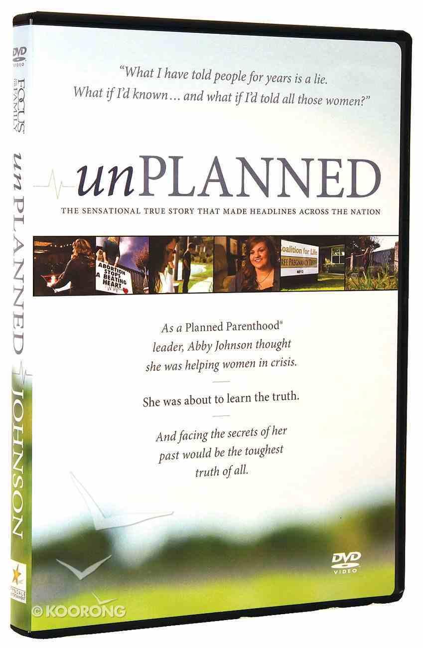 Unplanned (Documentary) DVD