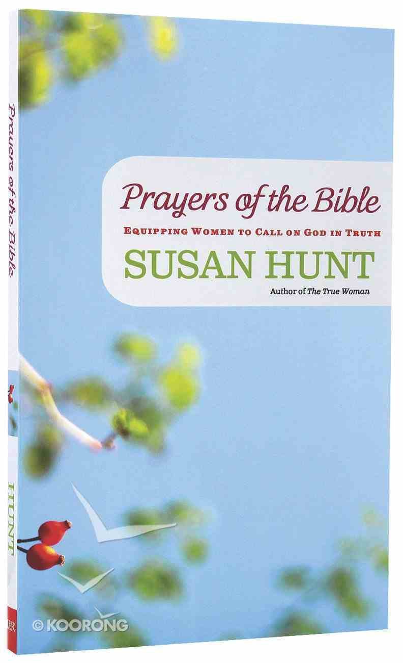 Prayers of the Bible Paperback