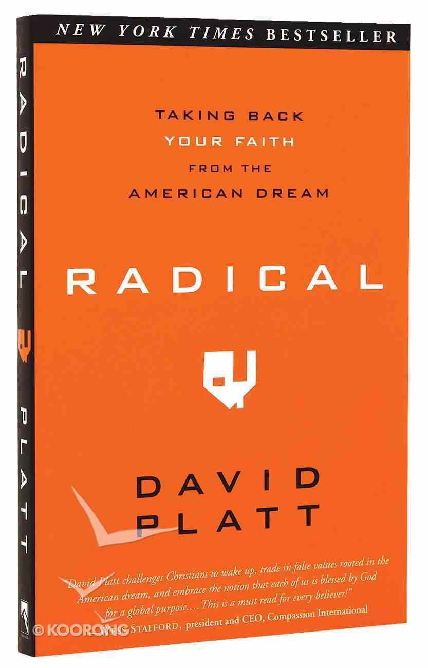 Radical Paperback
