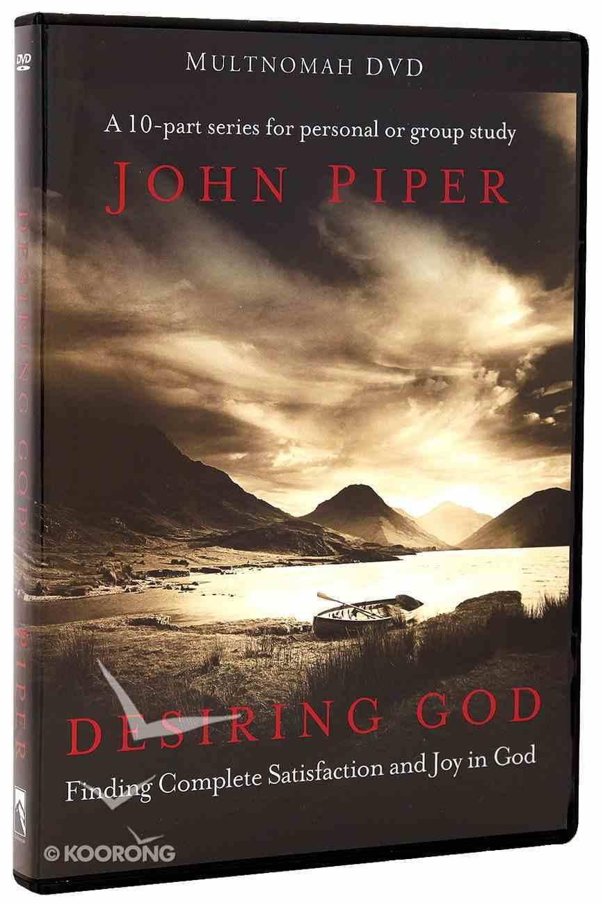 Desiring God (Dvd) DVD