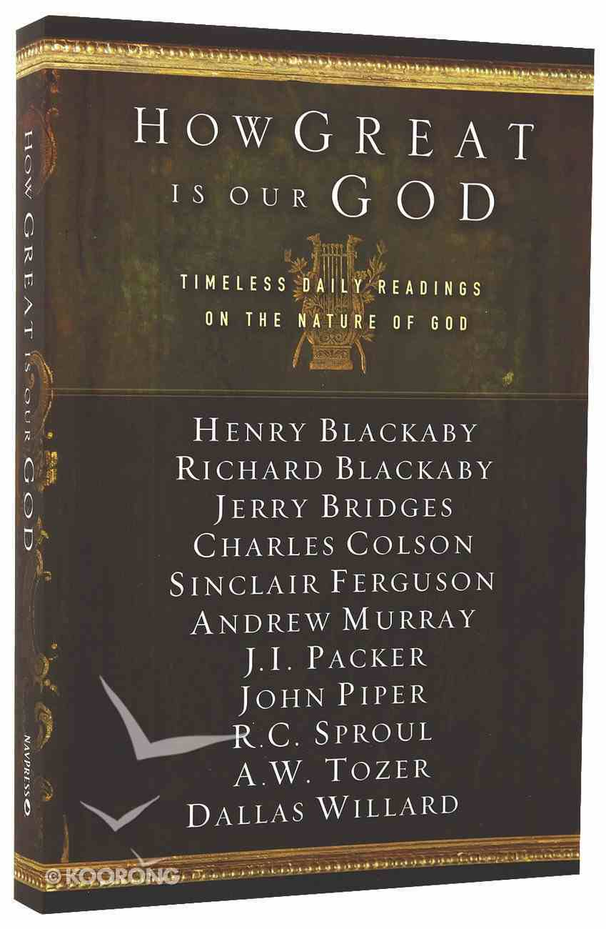 How Great is Our God Paperback