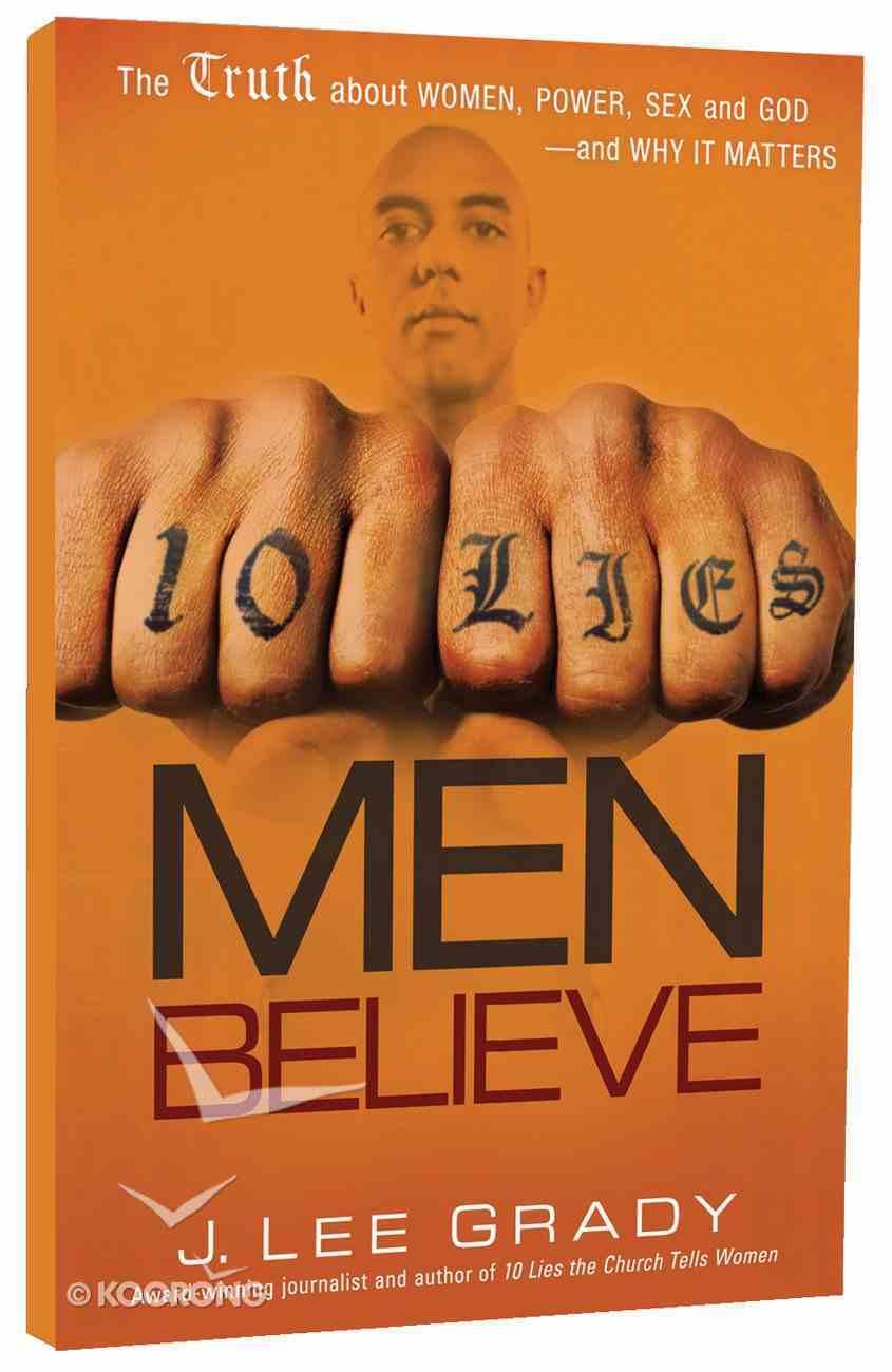 10 Lies Men Believe Paperback