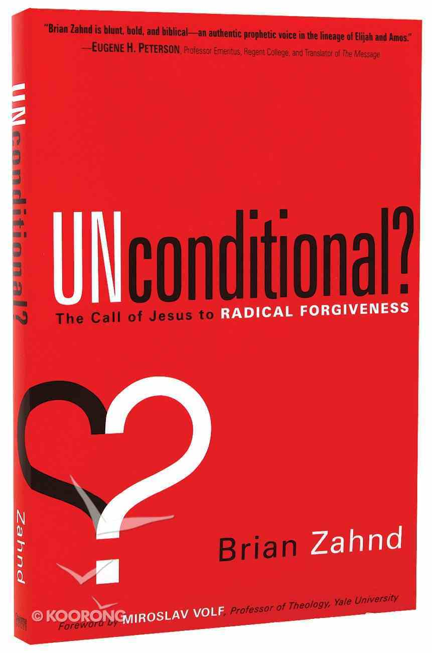 Unconditional Paperback