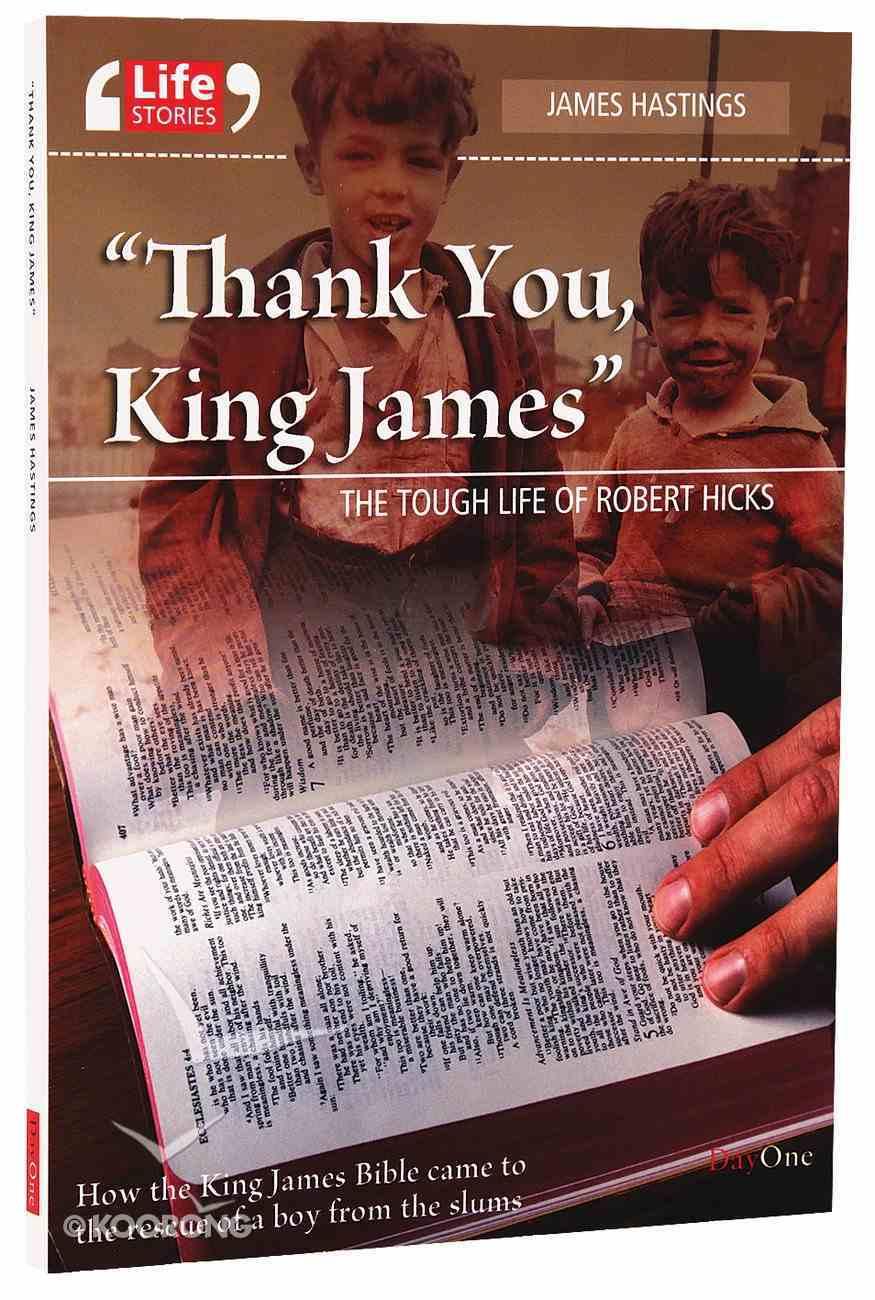 Thank You, King James Paperback