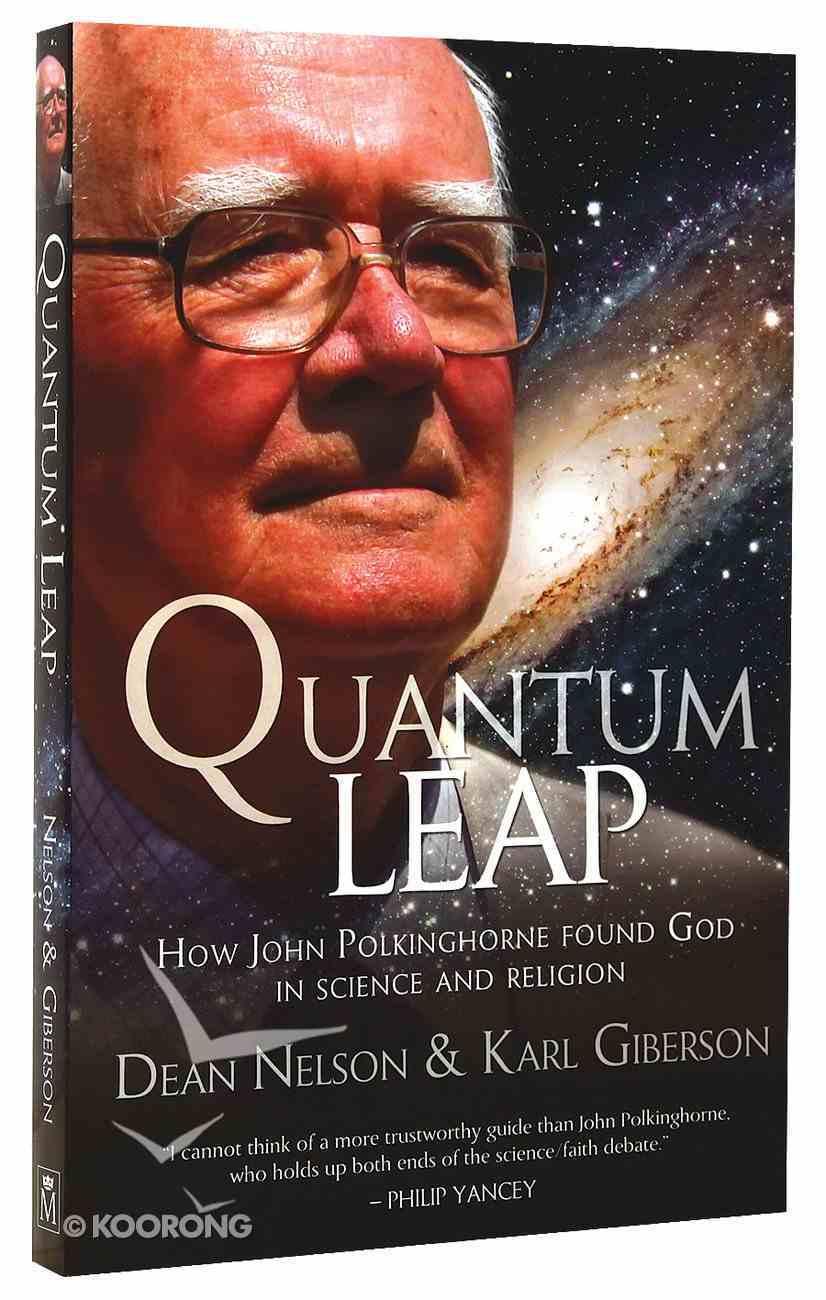 Quantum Leap Paperback