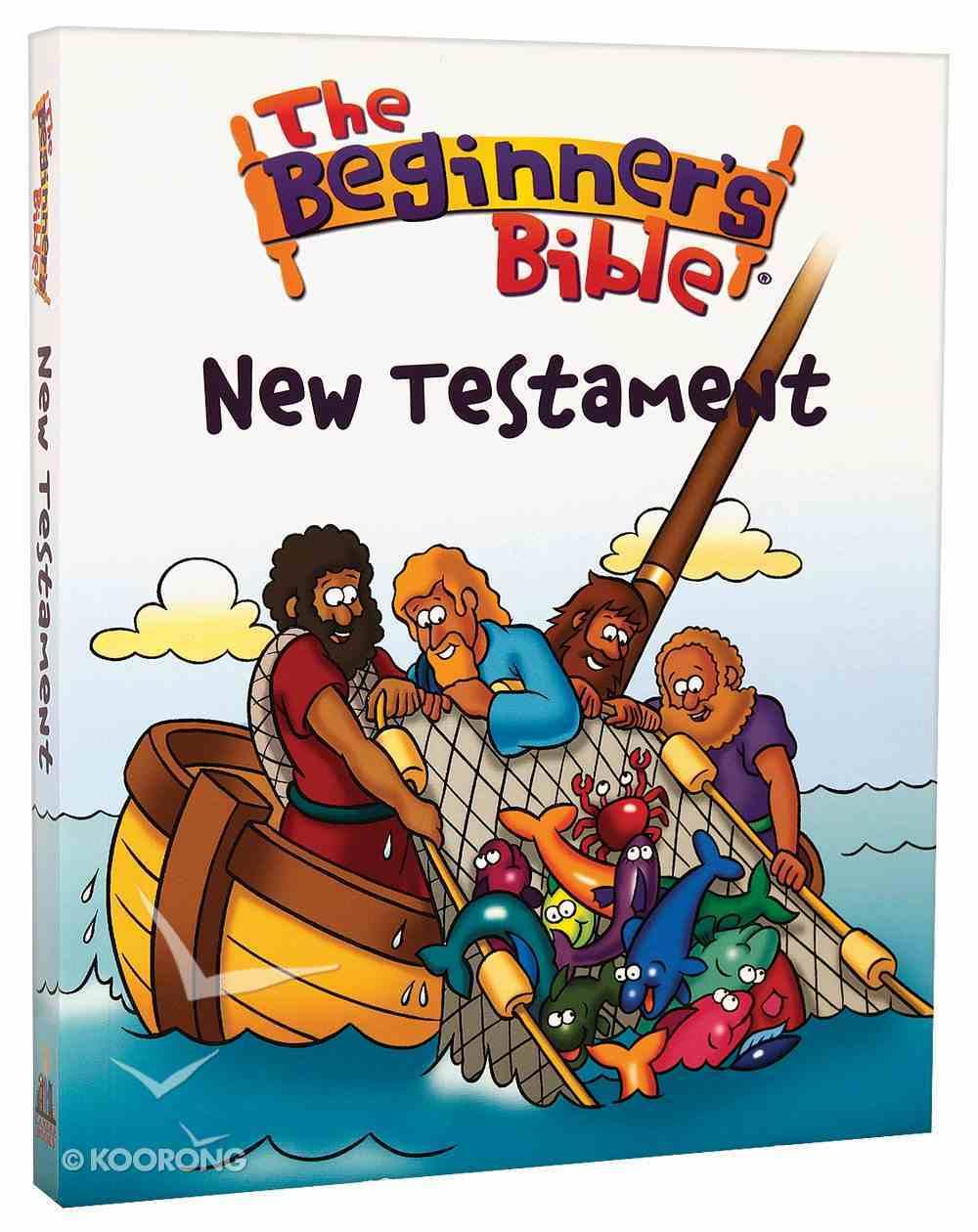 New Testament (Beginner's Bible Series) Paperback