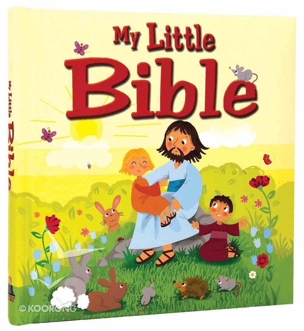 My Little Bible (New Edition) Hardback
