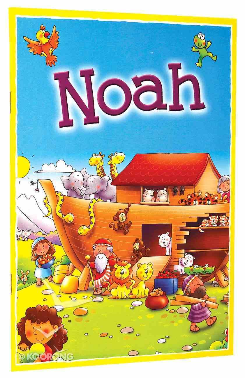 Noah Activity Pack Paperback