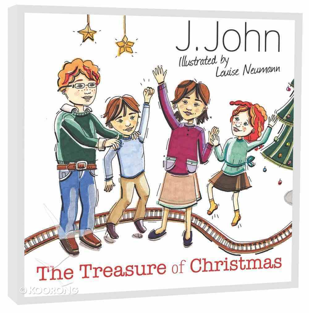The Treasure of Christmas Hardback