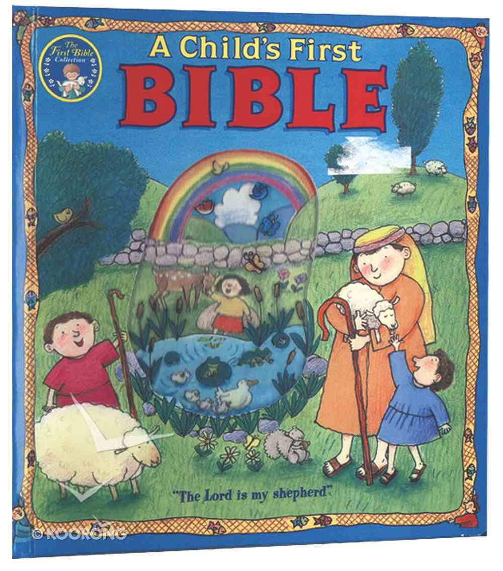A Child's First Bible Board Book