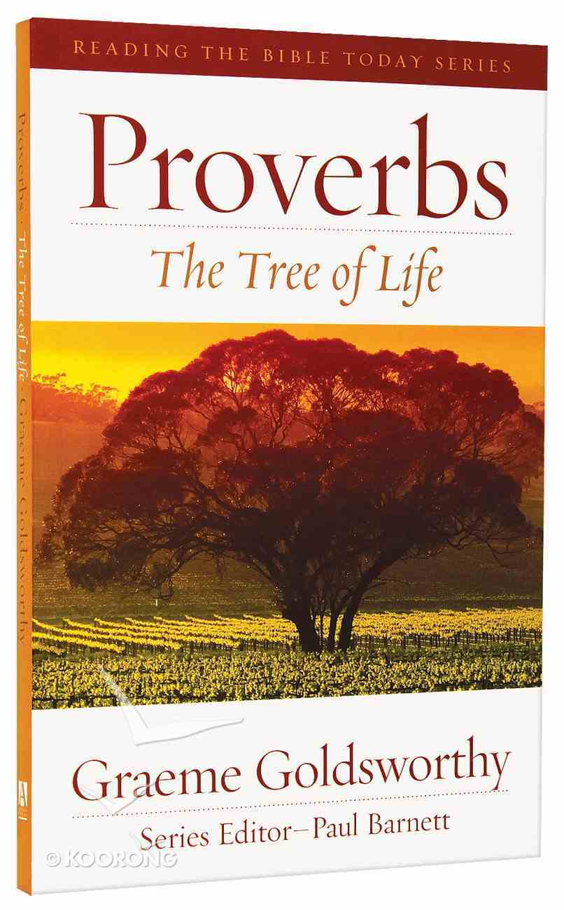 Rtbt: Proverbs - Tree of Life Paperback