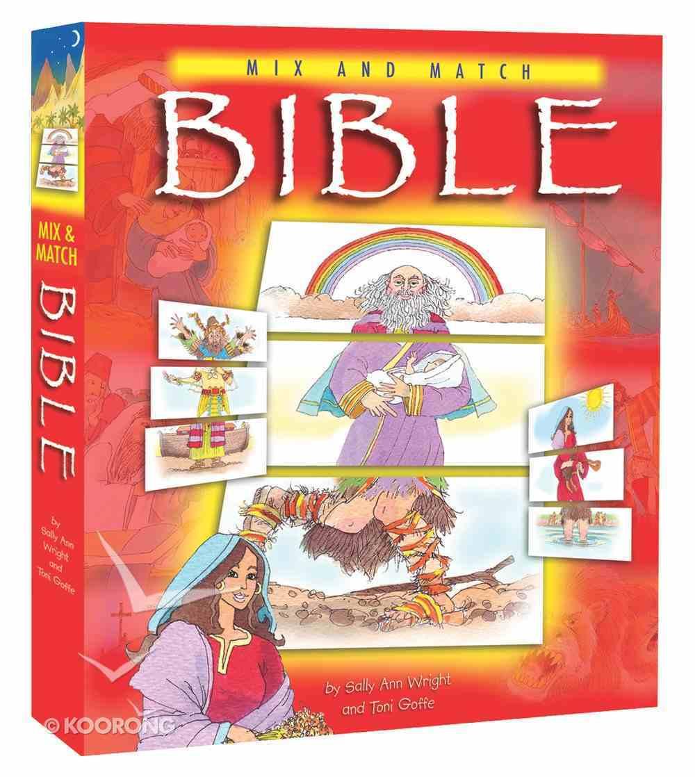 Mix 'N Match Bible Hardback