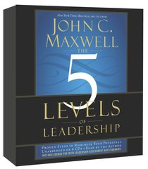 Album Image for The Five Levels of Leadership (Unabridged, 6cds) - DISC 1