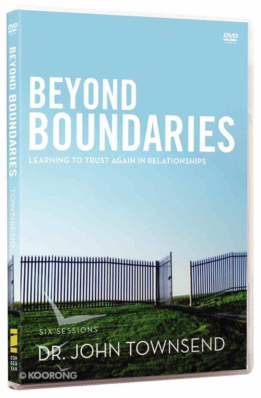 Beyond Boundaries DVD