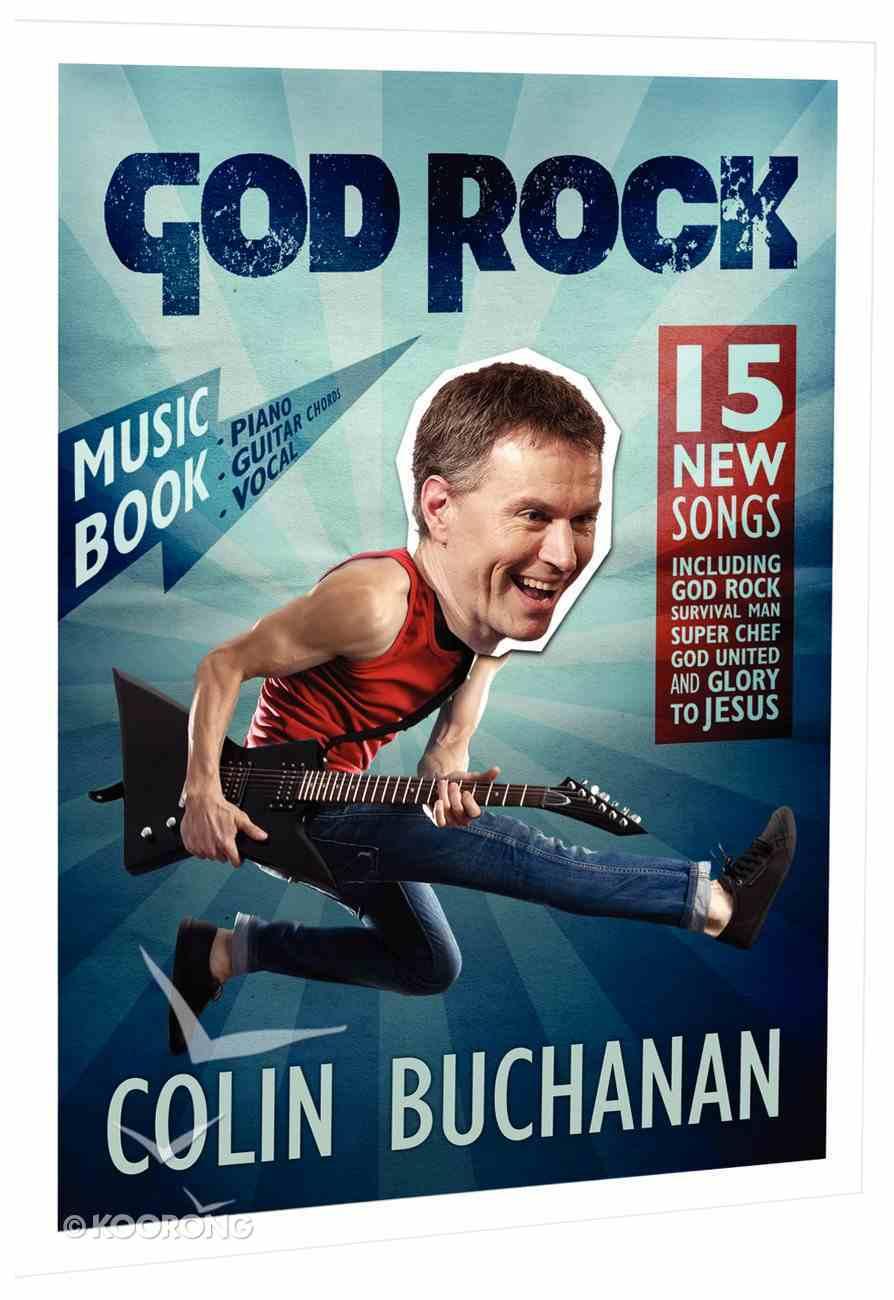 God Rock Music Book Paperback