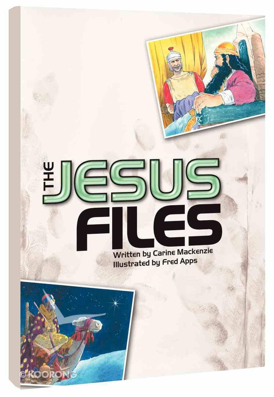 The Jesus Files Hardback