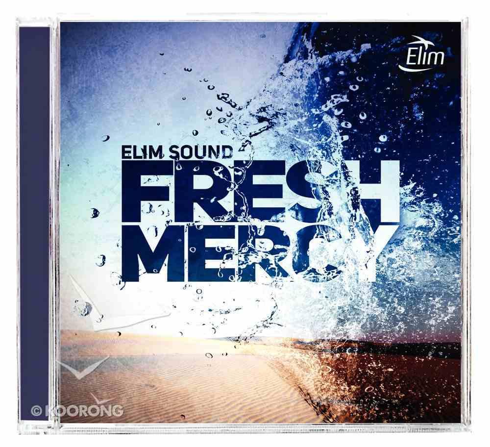 Fresh Mercy CD