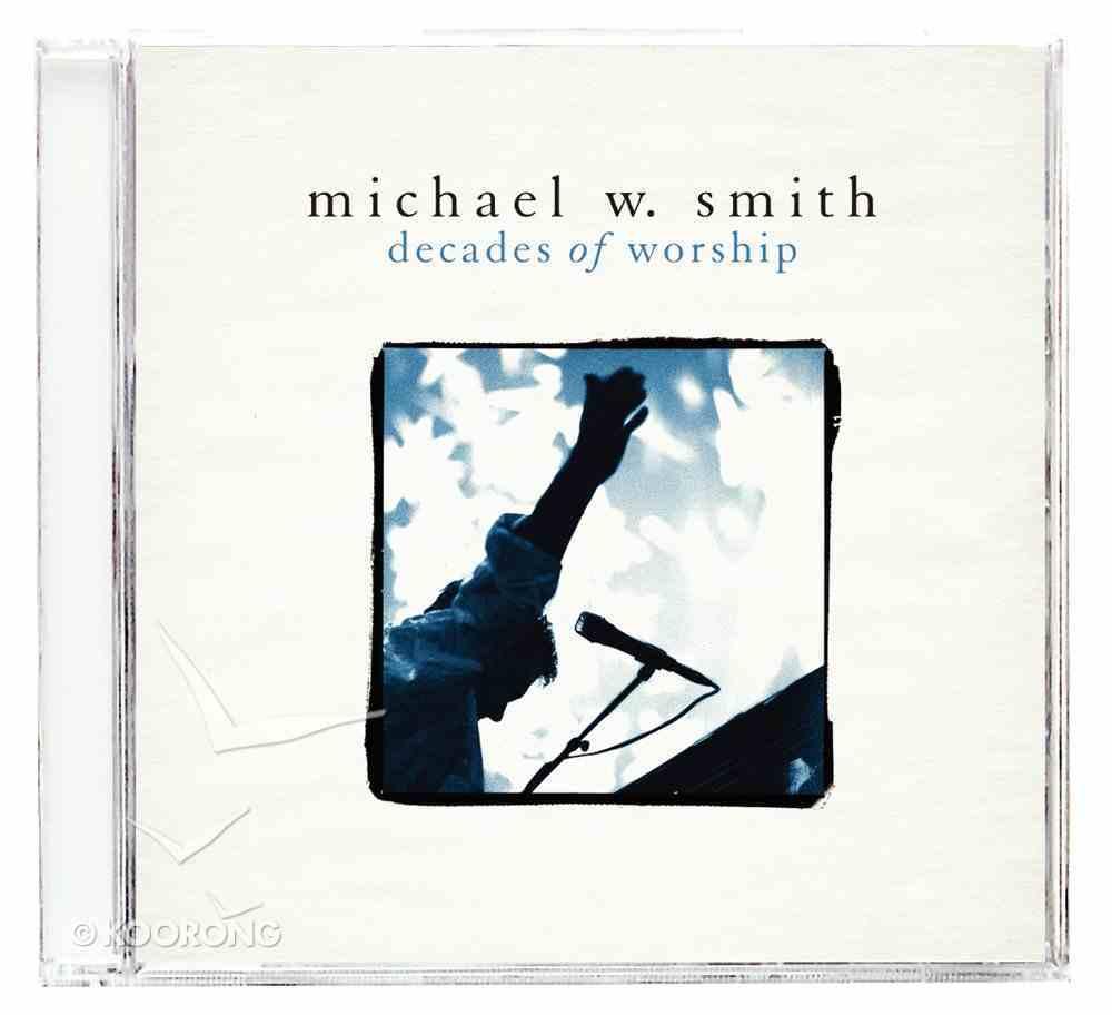 Decades of Worship CD