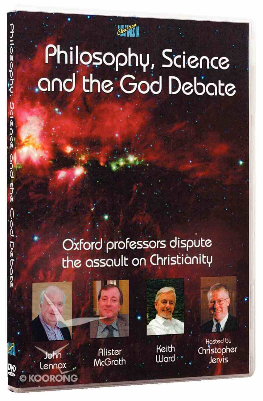 Philosophy, Science and the God Debate DVD