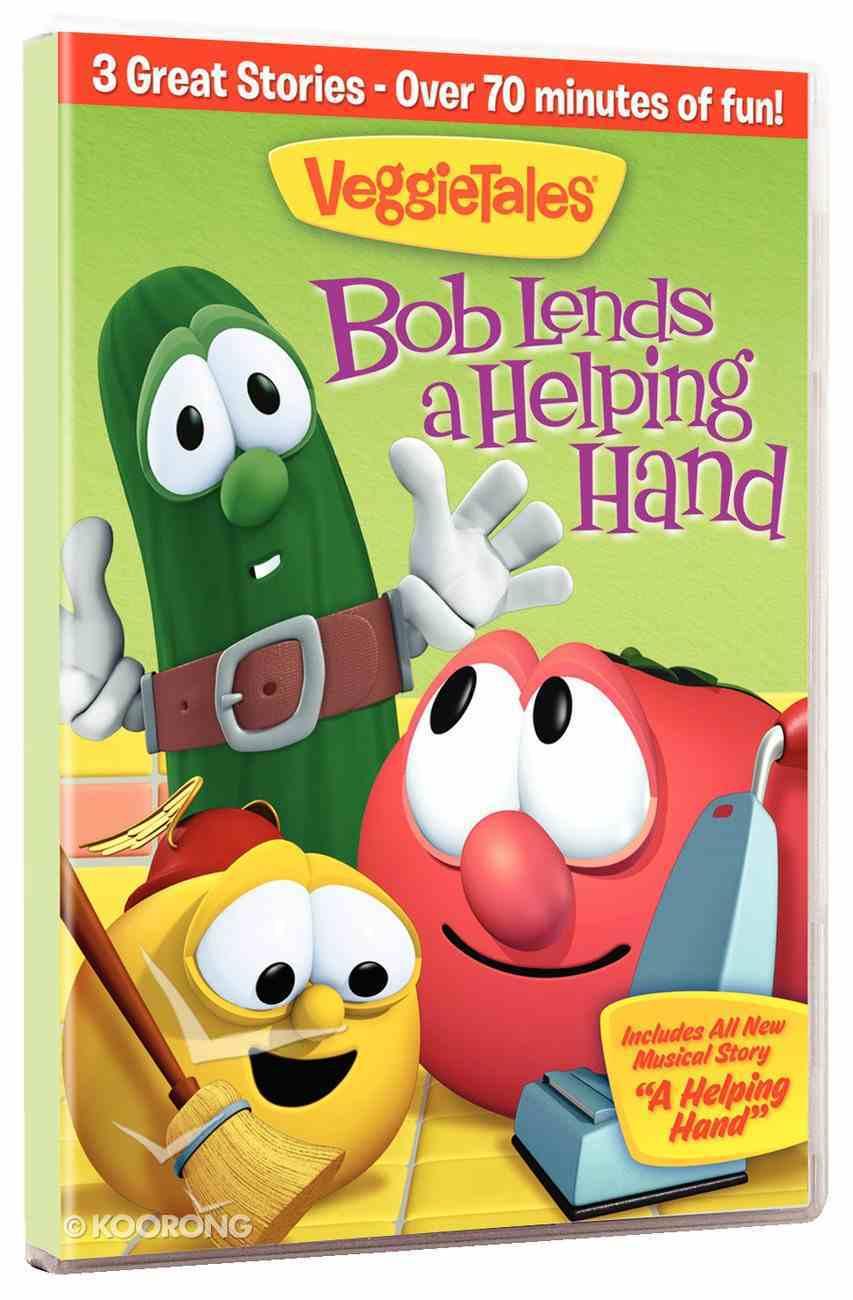 Veggie Tales #45: Bob Lends a Helping Hand (#045 in Veggie Tales Visual Series (Veggietales)) DVD