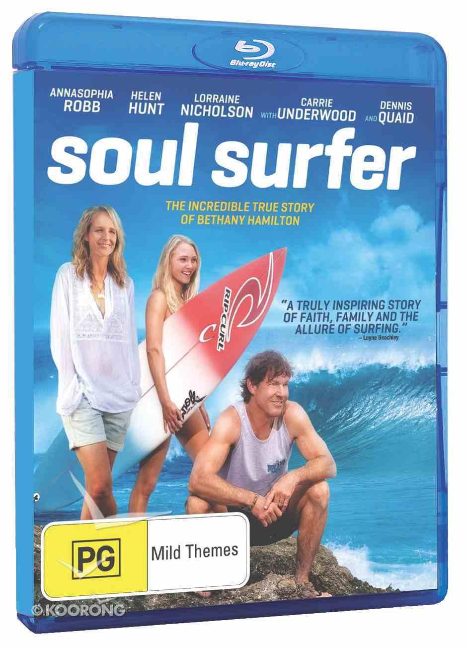 Soul Surfer (Blu-ray) Blu-ray Disc