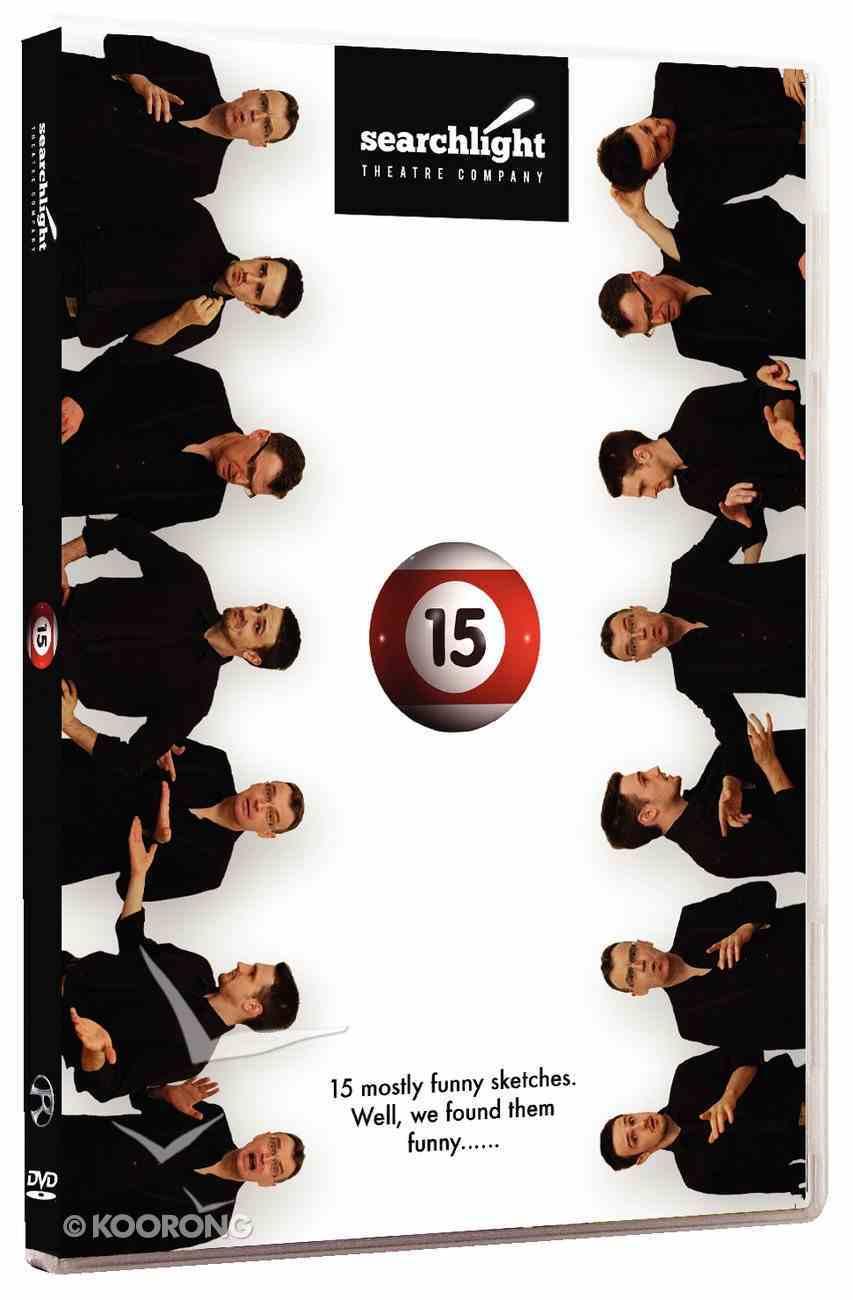 15 (Fifteen) DVD