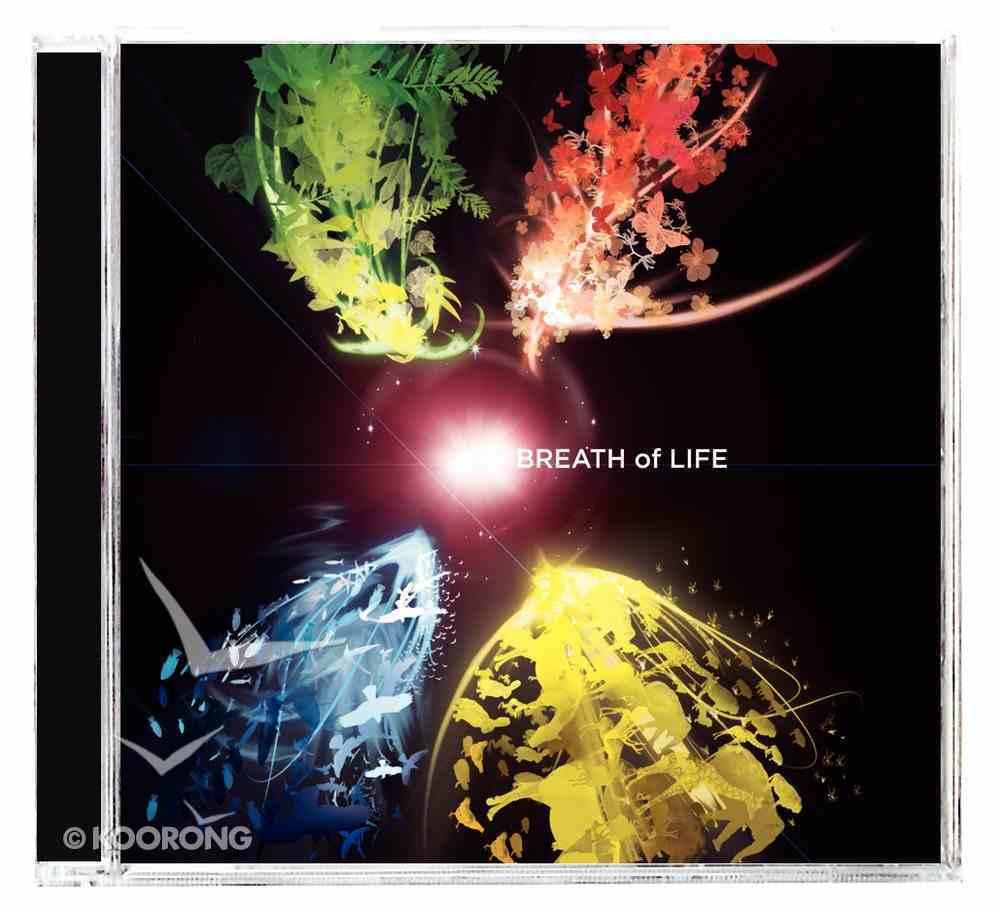 Breath of Life CD