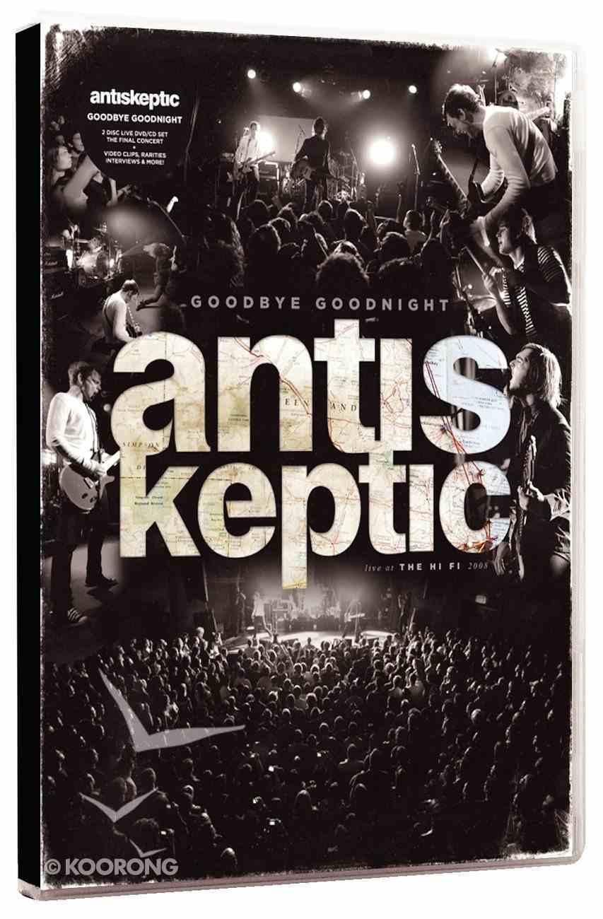 Goodbye Goodnight: Live At the Hi-Fi (Dvd/cd) DVD