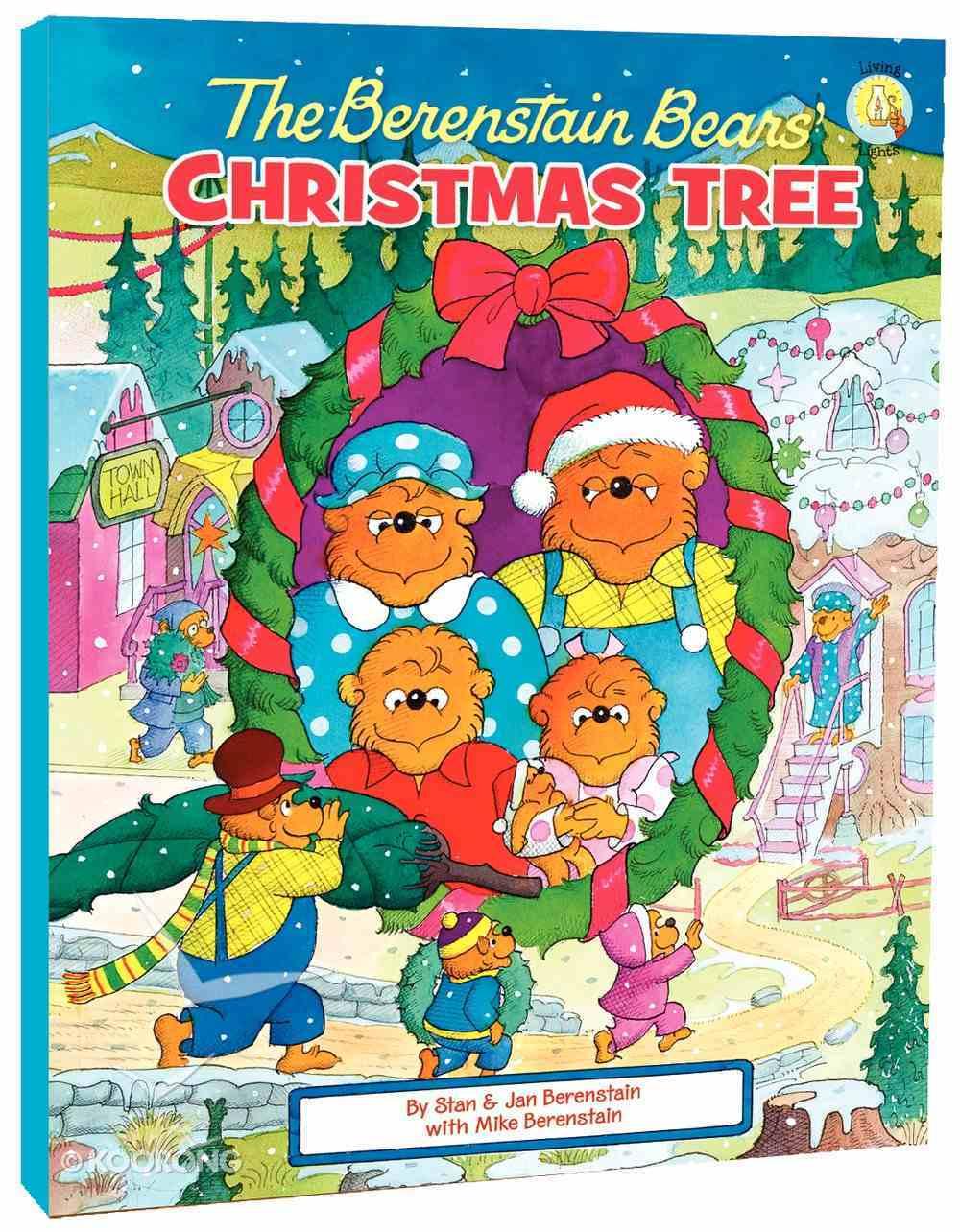 The Christmas Tree (The Berenstain Bears Series) Hardback