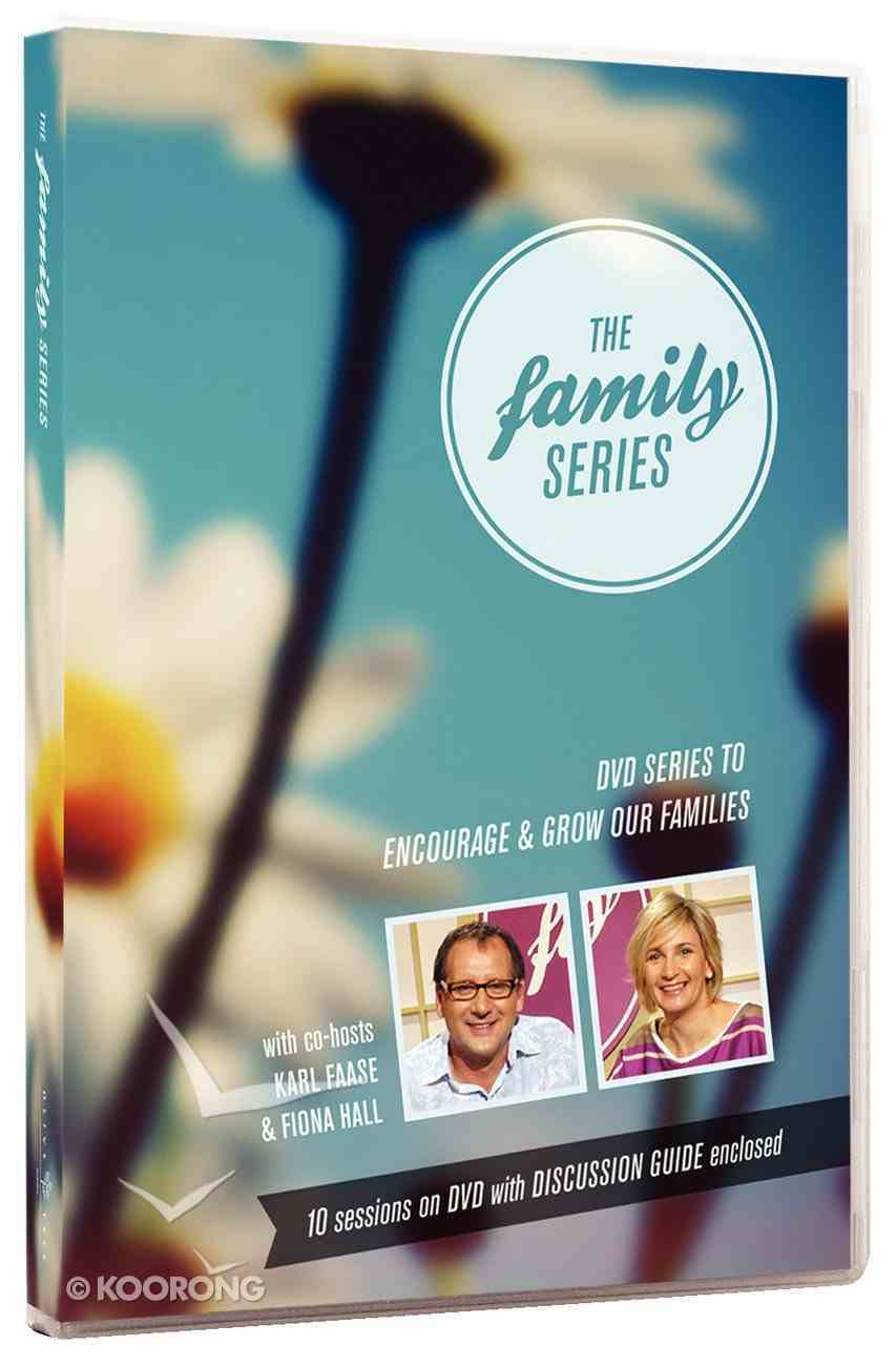 The Family Series: Leader & Participant Kit (Dvd) DVD