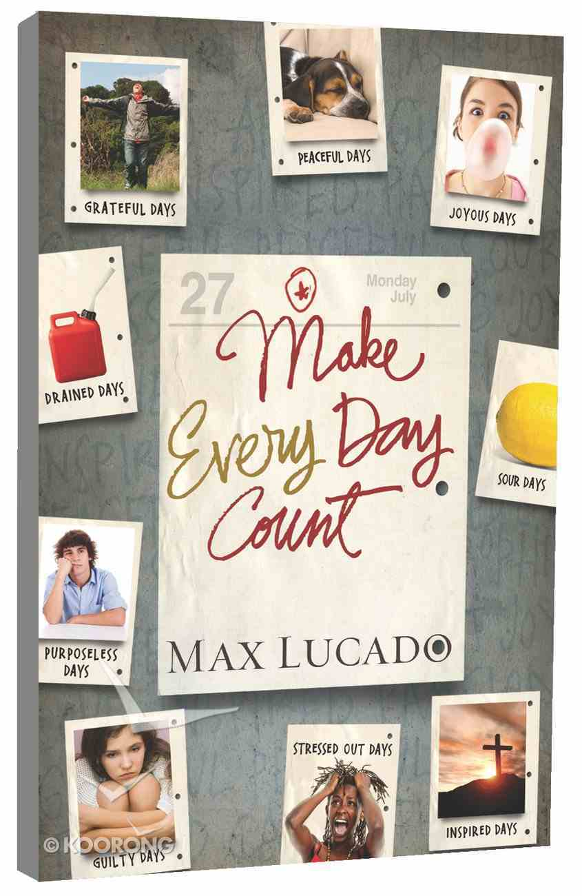 Make Every Day Count Paperback