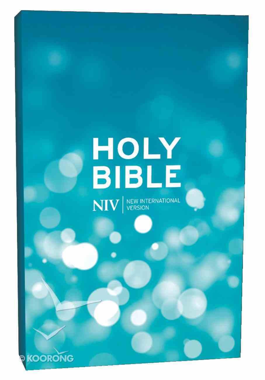 NIV Popular Bible Hardback