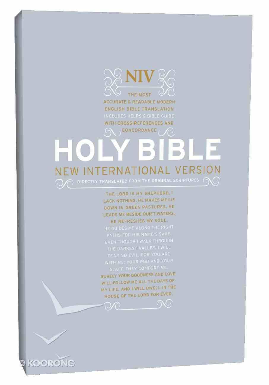 NIV Popular Bible With Cross-References Hardback