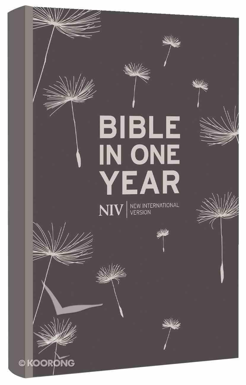 NIV Bible in One Year Hardback