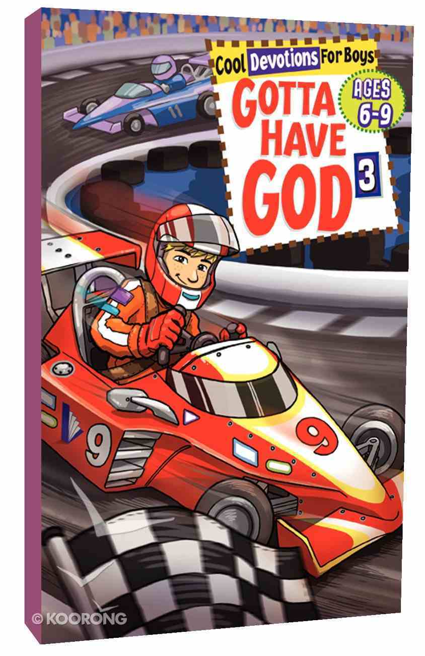 Cool Devotions For Boys (Boys Aged 6-9) (#03 in Gotta Have God Series) Paperback