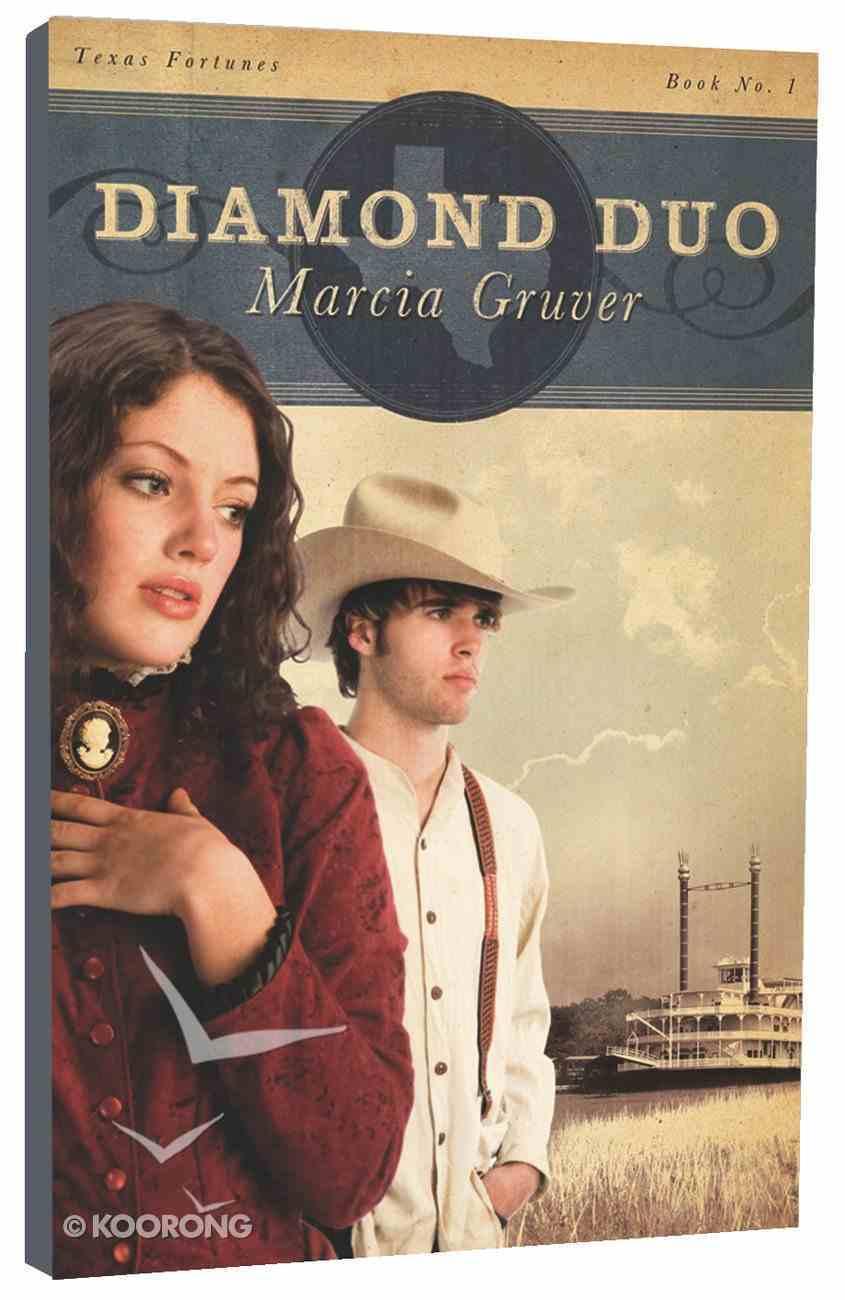Diamond Duo (#01 in Texas Fortunes Series) Paperback