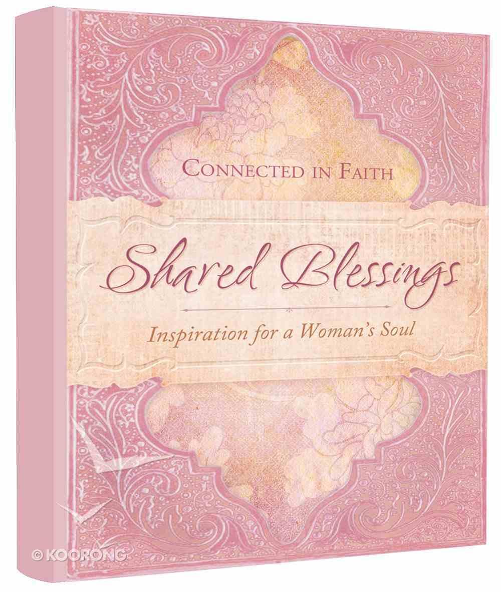 Shared Blessings Hardback