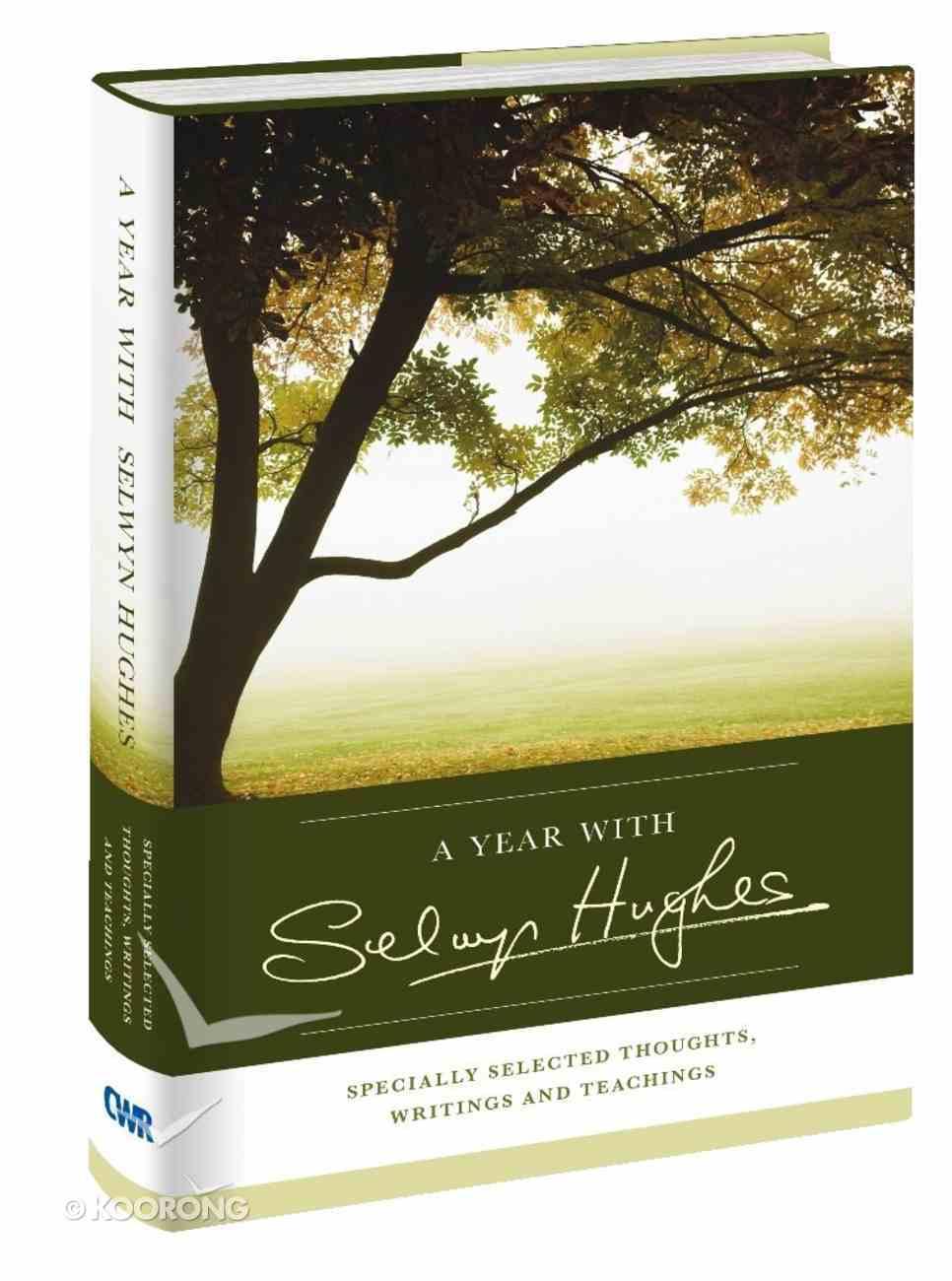 A Year With Selwyn Hughes Hardback