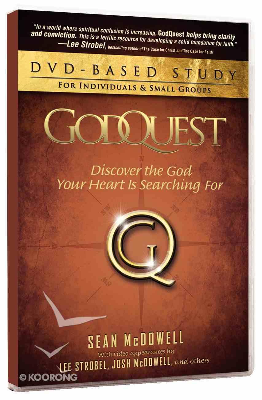 Godquest Study (Dvd) DVD