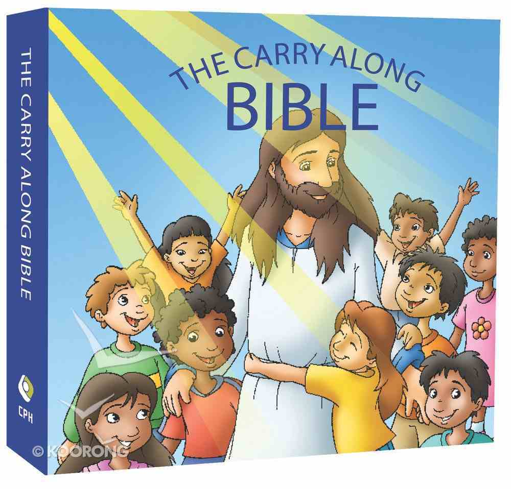 The Carry Along Bible Board Book